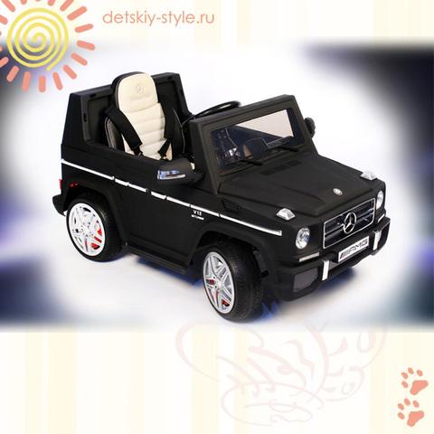 "Электромобиль LongSen ""Mercedes-Benz G65 Mini"""