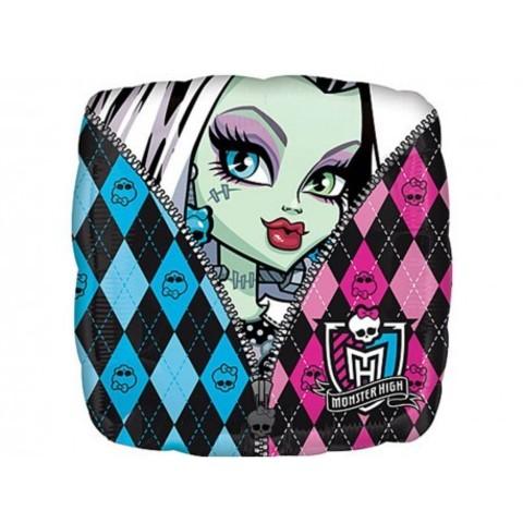 Фольгированный шар Monster High