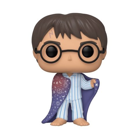 Фигурка Funko POP! Vinyl: Harry Potter: Harry in Invisibility Cloak (Exc)