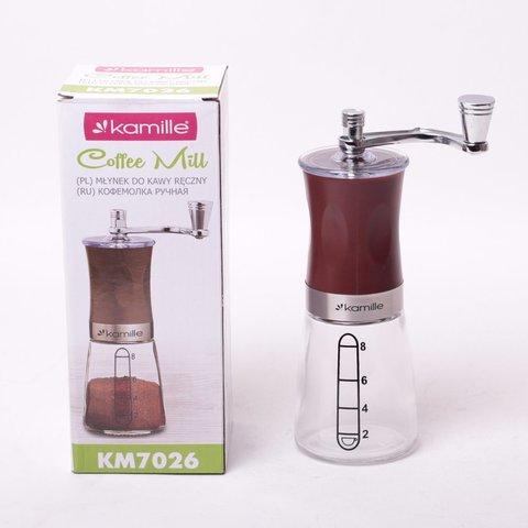 Кофемолка Kamille KM-7026