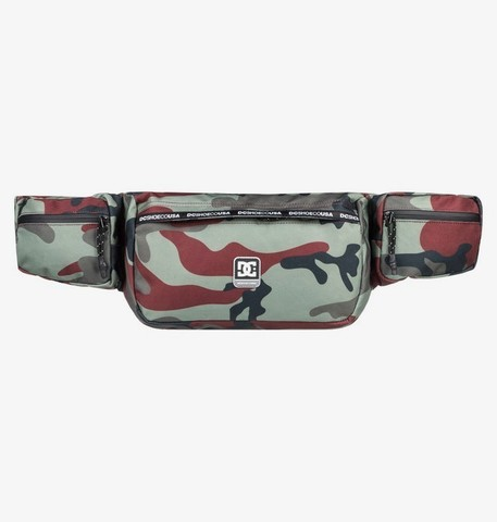 Поясная сумка DC THE SATCH M WTPK RRP6 CAMO