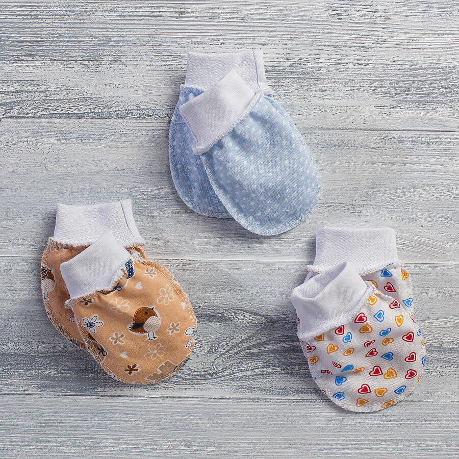 Царапки-рукавички