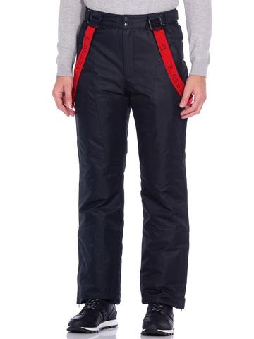 Горнолыжные брюки мужские BATEBEILE черного цвета.