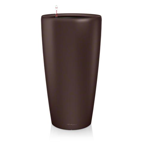 15757 Кашпо LECHUZA Рондо 40 Кофе с системой полива