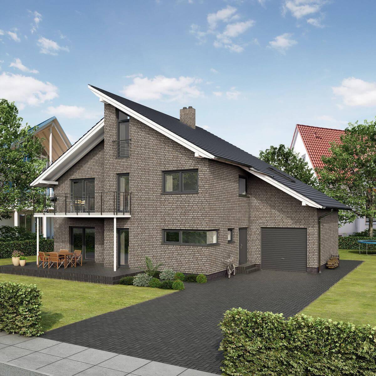 Feldhaus Klinker - R682NF14, Sintra Argo Blanco, 240x14x71 - Клинкерная плитка для фасада и внутренней отделки