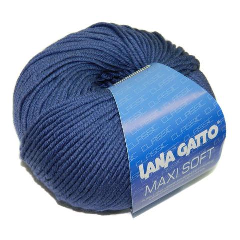 Купить Пряжа Lana Gatto Maxi Soft Код цвета 13249 | Интернет-магазин пряжи «Пряха»