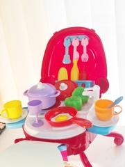 Кухня детская со звуком и светом 31 предмет ( Kitchen Kids Fun)