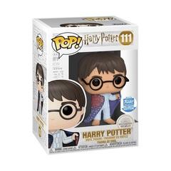 Фигурка Funko POP! Vinyl: Harry Potter: Harry in Invisibility Cloak (Exc)