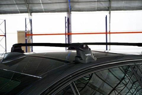 Багажник Turtle Air3 Black в штатные места BMW