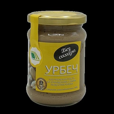 Урбеч натуральная паста из очищенных семян подсолнечника БИОПРОДУКТ, 280 гр