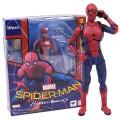 Человек Паук Возвращение домой фигурка Человек паук
