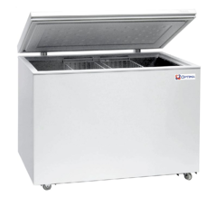 Ларь морозильный  OPTIMA 400 B PRIME  (глухая крышка) (1206х665х814h, кВт.ч./сут1,5)