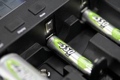 Аккумулятор ААА/NiMH ANSMANN MaxE 1.2V 550mAh