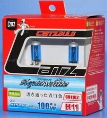 Газонаполненные лампы CATZ H11 CB1102 (4150К)