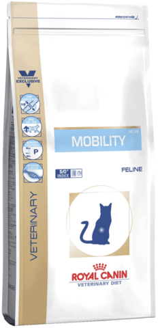 Royal Canin Mobility MC28 для кошек при заболеваниях ОДА