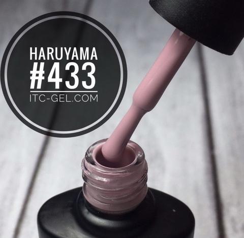 Гель лак Haruyama 8мл (433)