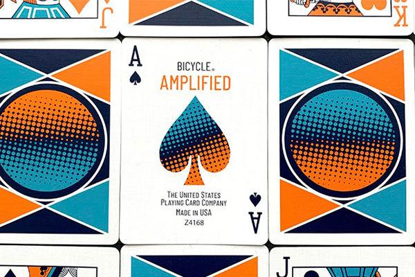 Игральные карты Bicycle Amplified