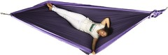 Большой гамак Ticket to the Moon King Size Hammock Navy Blue/Purple