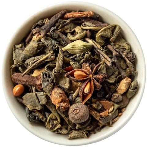 Зеленый чай со специями (Восточная пряность)