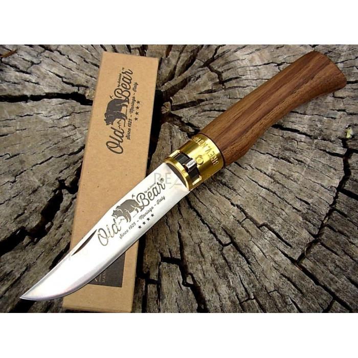 Складной итальянский нож Antonini 930719_LN Walnut M