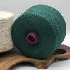 100% шерсть мериноса SAFIL Topwool 2/28 зеленый