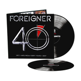 Foreigner / 40 - Forty Hits From Forty Years 1977-2017 (2LP)