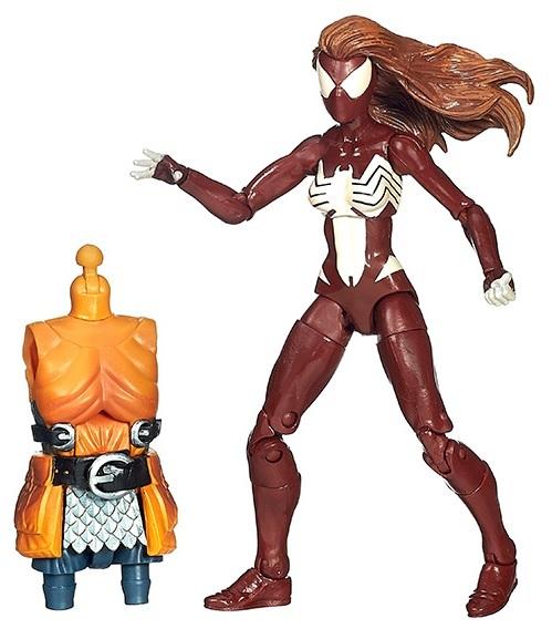 Женщина-паук - Ultimate Spider Woman