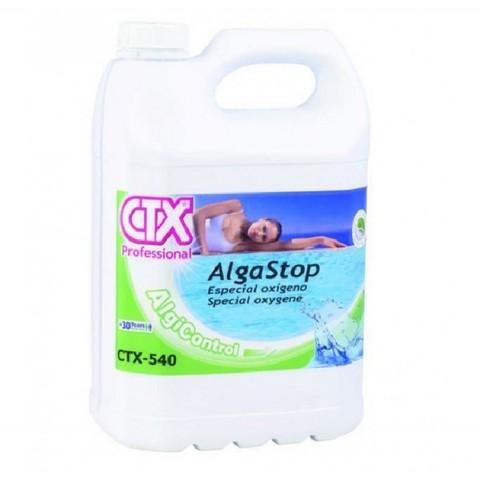 CTX-540 Микробицид реагент со свойствами альгицида(дополнение к CTX-100) 1л