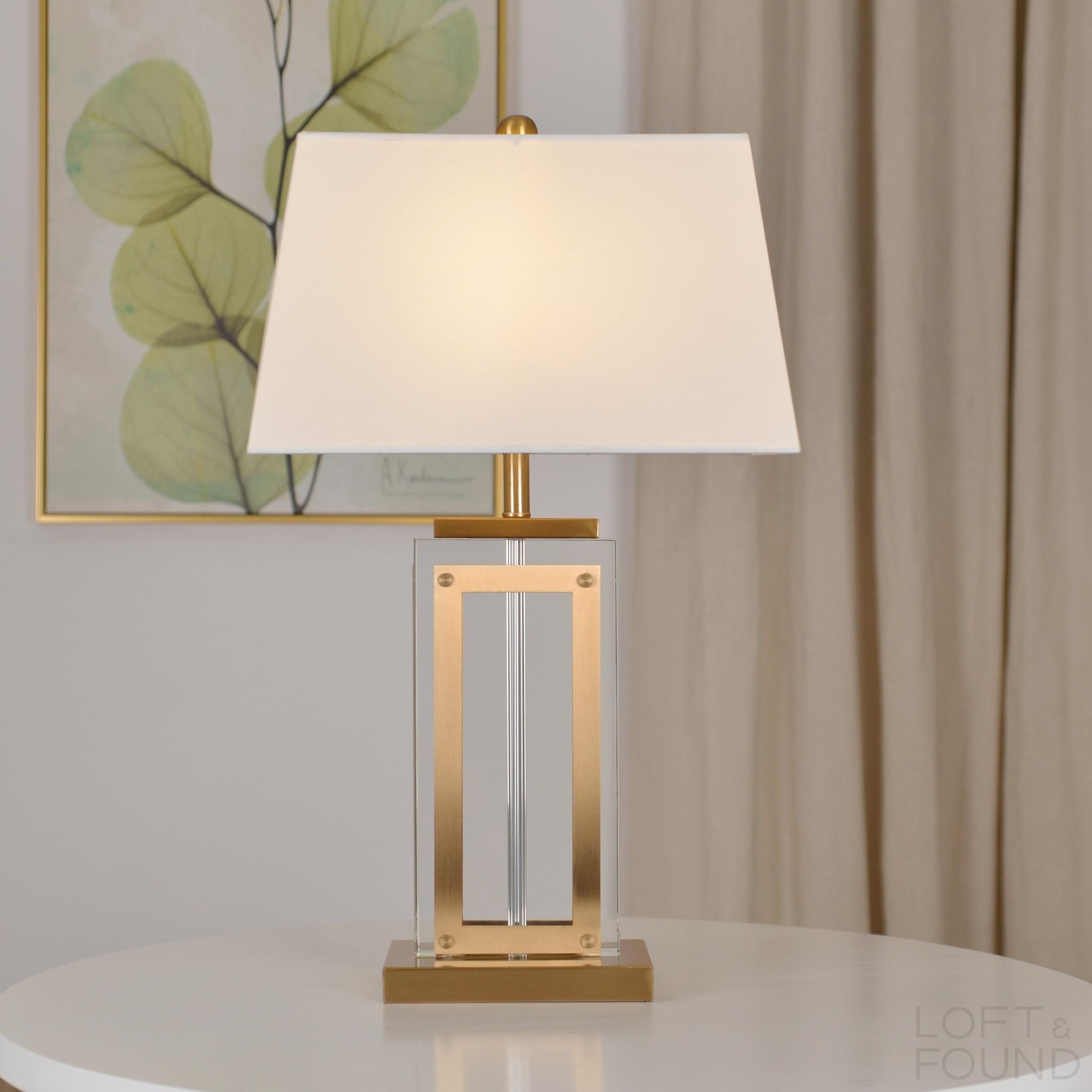 Настольная лампа Stokly Eichholtz style