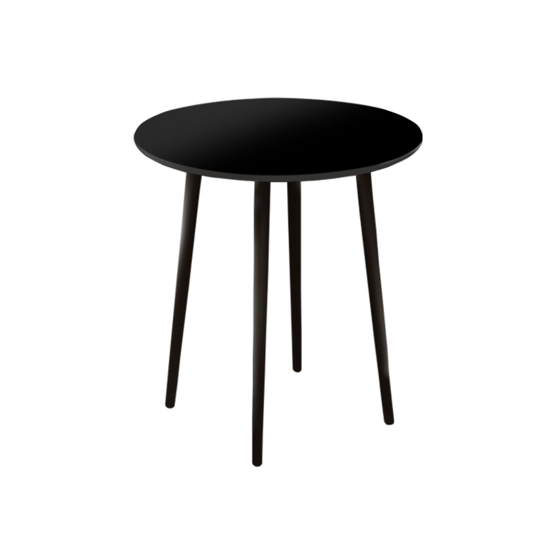 Маленький обеденный стол Спутник 70 см - вид 15