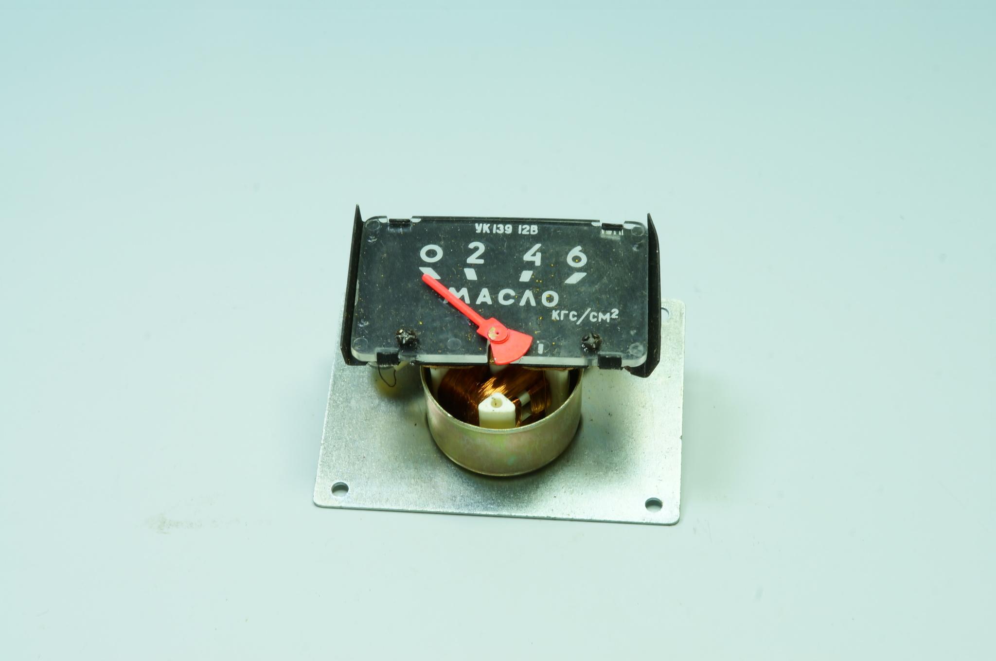 Указатель давления масла УК139