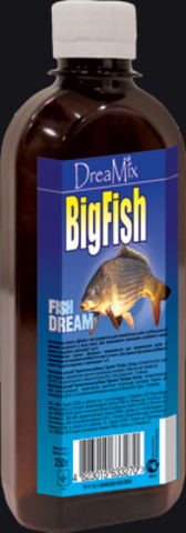 Ароматический сироп DreaMix Bigfish (большая рыба)