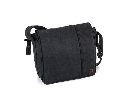 Сумка для коляски Moon Messenger Bag Style/Wood (000) 2017