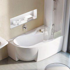 Акриловая ванна Ravak Rosa 95 C581000000 160х95 R белая