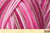 Пряжа Fibranatura Bamboo Jazz Multi 308 (Розовый,пудра,фуксия)