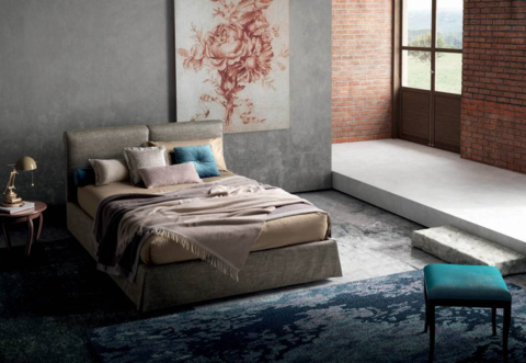 Кровать Meet, Италия