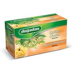 Çay \ Чай \ Tea Doğadan Quince Linden Ayvalı İhlamur (paket) 20 ədəd