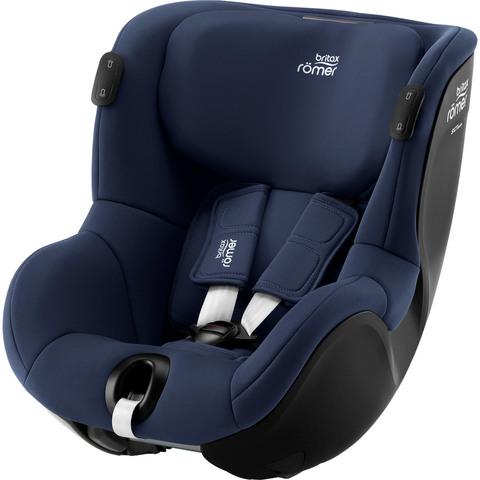 Автокресло Britax Roemer Dualfix iSense Indigo Blue
