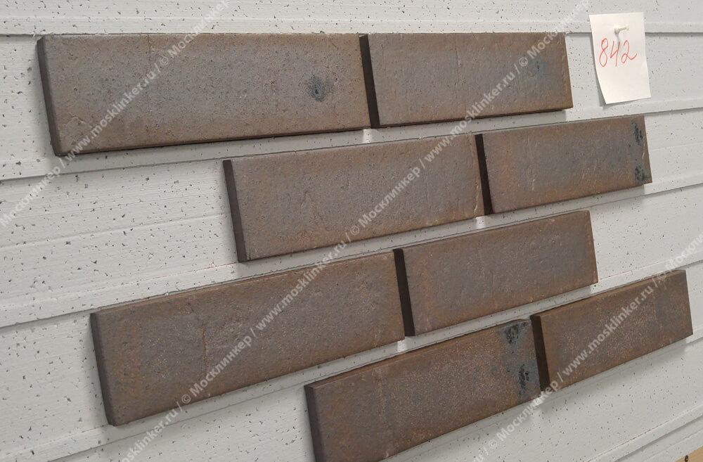 Roben - Odenwald, schmelz bunt, NF14, 240x14x71 - Клинкерная плитка для фасада и внутренней отделки