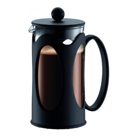 Френч-пресс Bodum Kenya (0,35 литра), черный