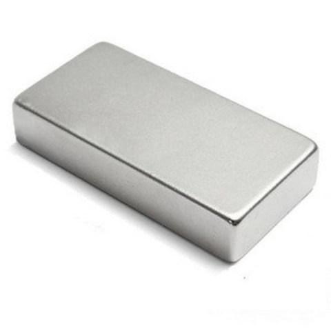 Магнит неодимовый блок 10х5х2 мм
