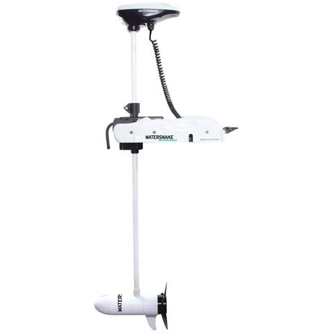 Электромотор троллинговый (носовой) Watersnake COMBAT CRC 54/48