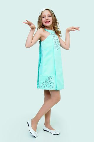 Платье детское + без дополнений (артикул 2Н109-1)
