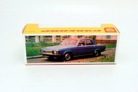 Box GAZ-3102 Volga 1:43 Made in USSR reprint Agat Tantal