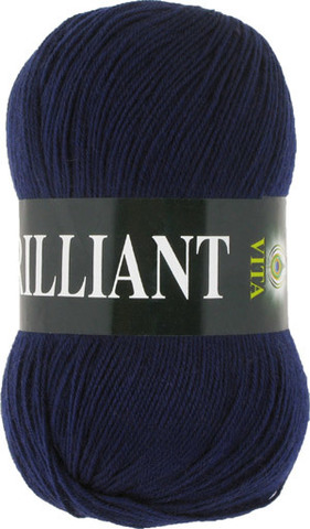 Пряжа Vita Brilliant цвет 4990