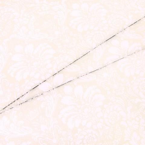 Поплин 220 см 115 г/м2 391/5 Дамаск цвет бежевый