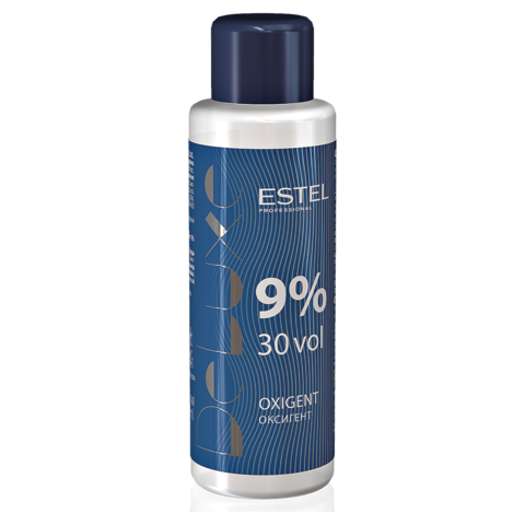 9% Оксигент - Estel De Luxe 60 мл