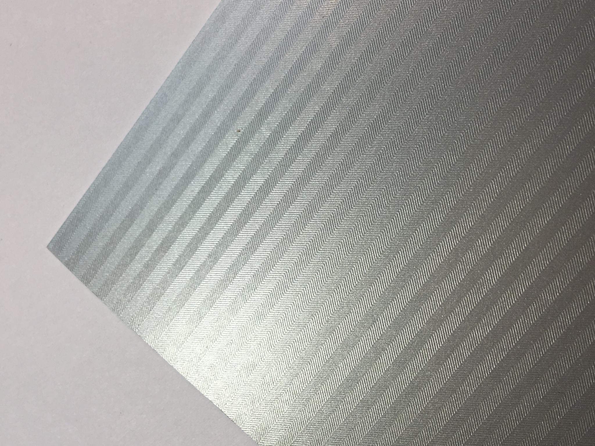 Кардсток Splendorlux c тиснением, серебро