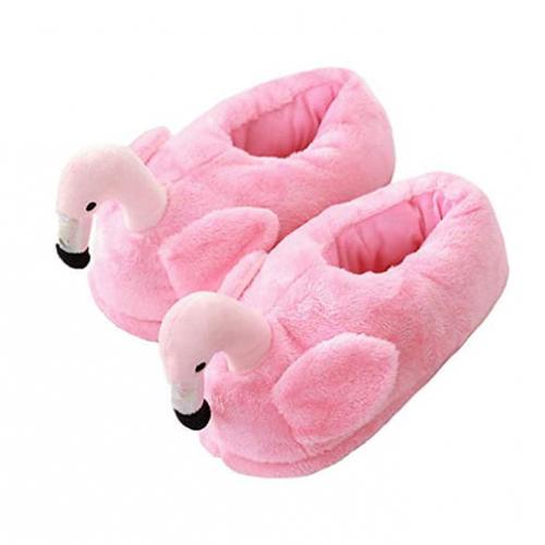 Каталог Тапки Фламинго розовые m.jpg