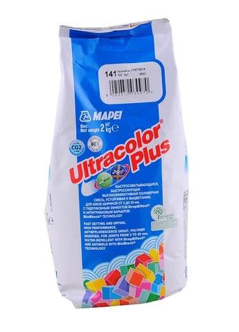 Цементная затирка MAPEI Ultracolor 2 кг